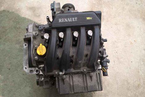 Двигун-Рено-Меган-2-1.4-2005