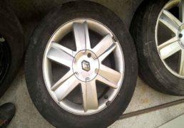 Титанові диски Renault Megane 2 1.4 2005 R16