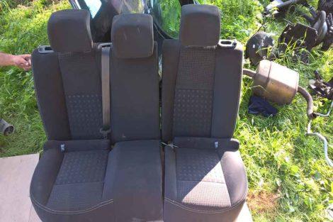 Задні сидіння Рено Меган 2 1.4 2005