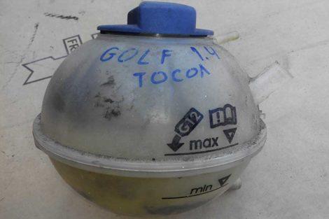 Бачок-тосолу-VW-Golf-4