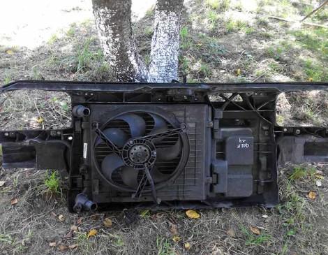 Передній окуляр, радіатор тосолу VW Golf 4 1.4 2003