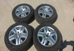 Титанові-диски-VW-GOLF-4-2003-1.4-з-резиною---150$
