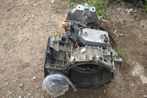 Коробка-автомат-VW-Golf-4-1.6
