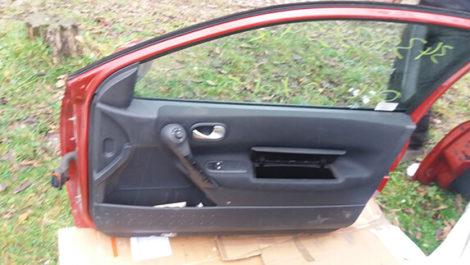 Дверка передня права Renault Megane 2 Львів