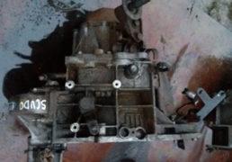 Коробка передач Renault Megane 1.9