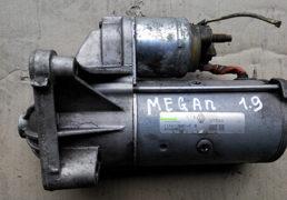 Стартер Renault Megane 2 1.9