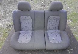 Сидіння задні Renault Megane 2