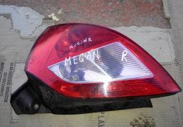 Задній стоп правий Renault Megane 2