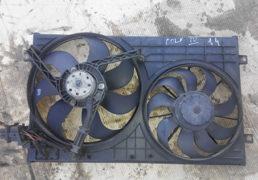 Дифузор вентилятора VW Golf 4 1.4