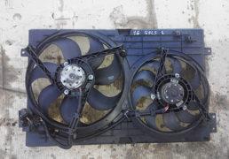 Дифузор вентилятора VW Golf 4 1.6