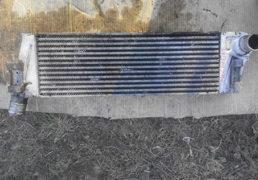 Радіатор інтеркулера Renault Megane 2 1.5