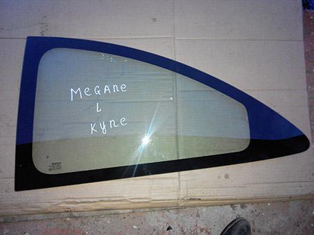 Скло бокове задне ліве Renault Megane 2