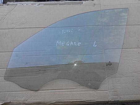 Скло на передню ліву дверку Renault Megane 2Скло на передню ліву дверку Renault Megane 2