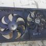 Вентилятор радіатора з моторчиком(основний) VW Golf 4 1.4