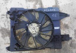 Вентилятор радіатора з моторчиком Renault Megane 2 1.5