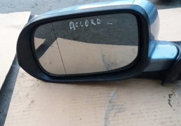 Зеркало зовнішнє ліве електричне Honda Accord 2.0 VII