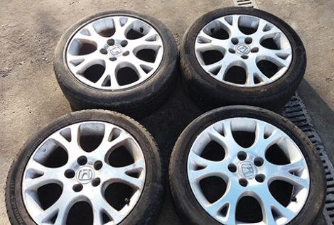 Титанові диски Honda Accord R17 225/45