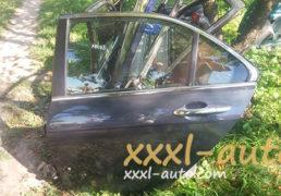 Дверка задня ліва Honda Accord 7