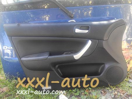Дверна карта передня ліва дверка Honda Accord 7