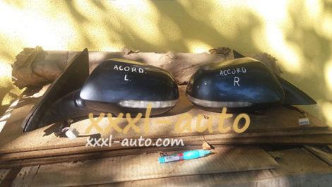 Зеркала Honda Accord 7