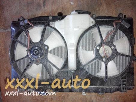 Вентилятор, дифузор вентилятора Honda Accord 7
