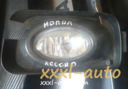 Протитуманні фари для Honda Accord 7 '03 -05 права (DEPO) 217-2031R-UEN
