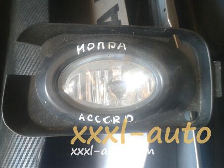 Протитуманні фари для Honda Accord 7 '03 -05 права (DEPO) 217-2031R-UEN