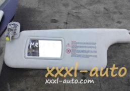 Козирок сонцезахисний лівий Renault Megane II 820000096