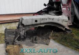 Передня ліва чвертка (лонжерон) Renault Megane II