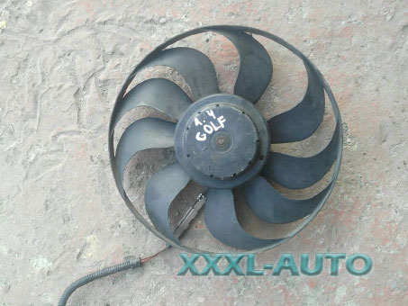Вентилятор дифузора з моторчиком VW Golf 4 1.4 1997-2003