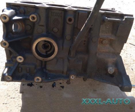Блок циліндрів Renault Megane II 1.5 7701475953