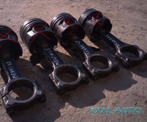 Шатун Renault Megane 1.5 II 2003-2008 7701475074