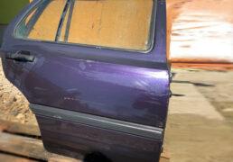 Volkswagen Golf 3 1991-1997 двері задні праві хетчбек